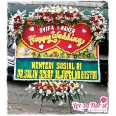 Bunga Papan Wedding_041